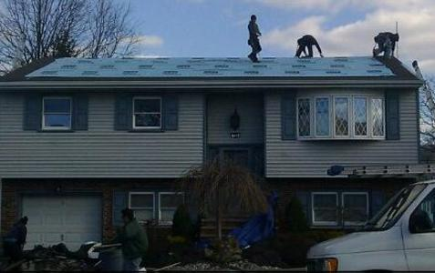 Roofing Replacement Morristown NJ
